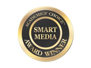 Academics Choice Smart Media Award Winner Logo
