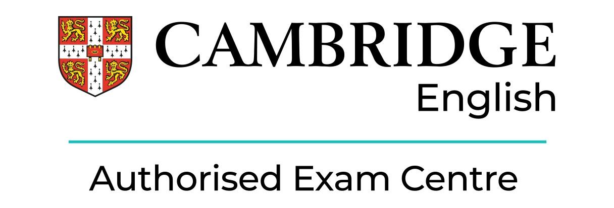 Cambridge Assessment English Authorised Centre Logo