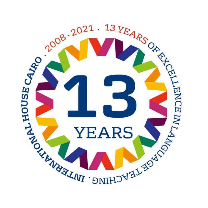 Ih Cairo 13 Years Of Experience Logo