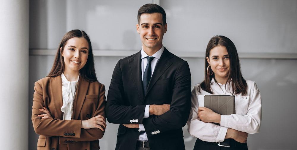 Photo Of 3 Teachers Smiling